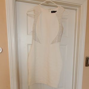 Guess Los Angeles Studded Mini Dress Sz 0